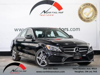 Used 2018 Mercedes-Benz C-Class C 300/Navigation/Blindspot/Pano Roof/Backup Camera for sale in Vaughan, ON