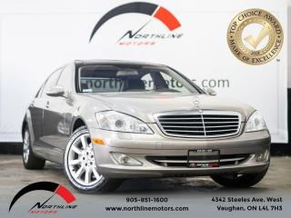 Used 2007 Mercedes-Benz S-Class S 550/Navigation/Backup Camera/Push to Start for sale in Vaughan, ON