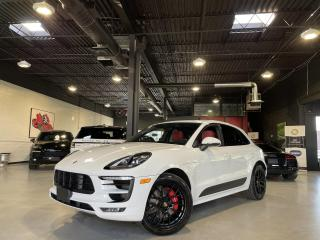 Used 2017 Porsche Macan GTS !!! PREMIUM PLUS PKG !!! LOW KM !! ONE OWNER ! for sale in North York, ON