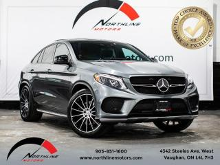 Used 2018 Mercedes-Benz GLE-Class AMG GLE 43/360 cam/nav/ACC/sunroof/blind spot for sale in Vaughan, ON