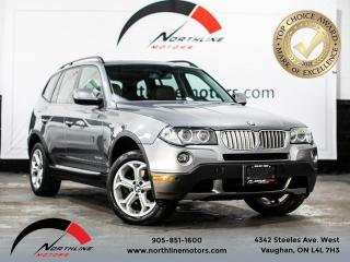 Used 2010 BMW X3 30i/Sunroof/Heated Steering Wheel/Memory Seats for sale in Vaughan, ON