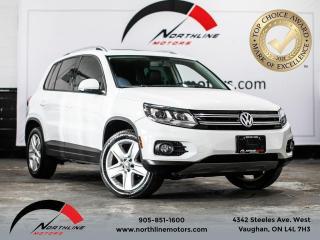 Used 2014 Volkswagen Tiguan Trendline/pano sunroof/ for sale in Vaughan, ON