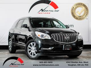Used 2013 Buick Enclave Leather/backup cam/nav/blind spot/7 seater/sunroof for sale in Vaughan, ON
