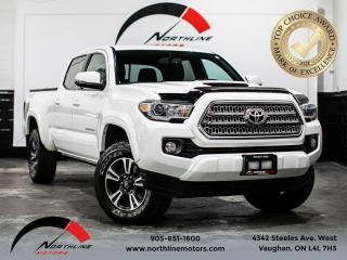 Used 2017 Toyota Tacoma SR5/navigation/backup camera/Eco/accident free for sale in Vaughan, ON