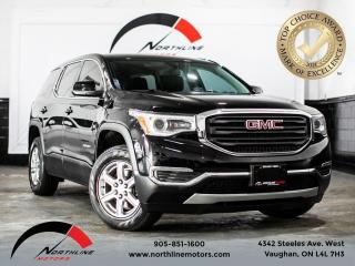 Used 2017 GMC Acadia SLE/Backup Cam/7 Seater/Accident Free/Single Owner for sale in Vaughan, ON