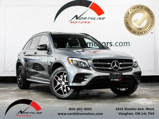 Used 2017 Mercedes-Benz GL-Class GLC 300/Nav/360 Cam/Blind Spot/Pano Sunroof/AMG for sale in Vaughan, ON