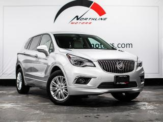 Used 2018 Buick Envision Preferred/Backu up cam/Onstar comm/keyless entry/ for sale in Vaughan, ON