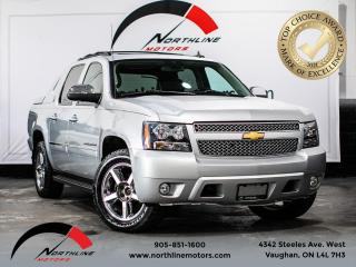 Used 2013 Chevrolet Avalanche 4WD Crew Cab LTZ/NAV/BACKUP CAM/SUNROOF/ for sale in Vaughan, ON