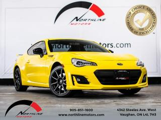 Used 2017 Subaru BRZ 2dr Cpe Man/BACKUP CAM/NAV/KEYLESS ENTRY/LED LIGHT for sale in Vaughan, ON