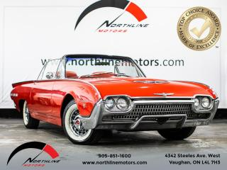 Used 1962 Ford Thunderbird for sale in Vaughan, ON