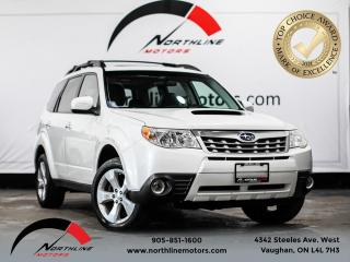 Used 2011 Subaru Forester 5dr Wgn Auto 2.5X Limited/SUNROOF/NAVIGATION/ for sale in Vaughan, ON