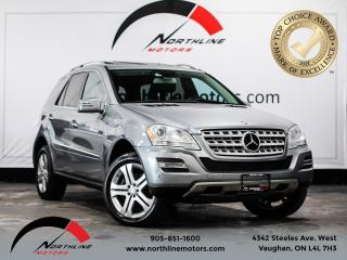 Used 2011 Mercedes-Benz ML-Class ML 350 BlueTEC/ Backup Cam/Blind Spot/Nav/Sunroof for sale in Vaughan, ON