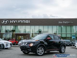 Used 2016 Nissan Juke SV, NO Accident and Local for sale in Port Coquitlam, BC