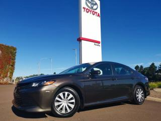Used 2018 Toyota Camry L for sale in Moncton, NB