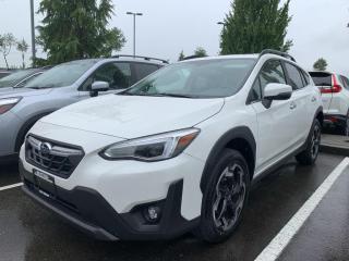 New 2021 Subaru XV Crosstrek Limited for sale in Port Coquitlam, BC