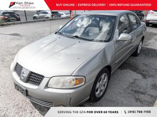 Used 2005 Nissan Sentra for sale in Toronto, ON