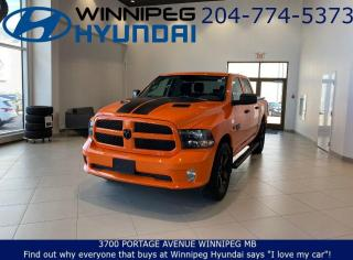 Used 2019 RAM 1500 Classic EXPRESS - Back-Up Camera, Keyless entry, Overhead Console, Touch - Screen Display for sale in Winnipeg, MB