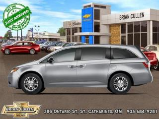 Used 2012 Honda Odyssey EX  - Low Mileage for sale in St Catharines, ON