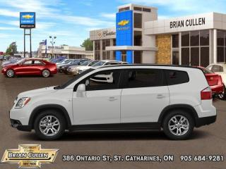 Used 2014 Chevrolet Orlando LT  AS-TRADED, AS-IS! YOU CERTIFY YOU SAVE! FINANCING NOT AVAILABLE ON AS-IS, AS-TRADED VEHICLES! for sale in St Catharines, ON