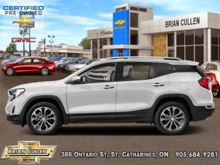 Used 2019 GMC Terrain SLT  - Certified for sale in St Catharines, ON