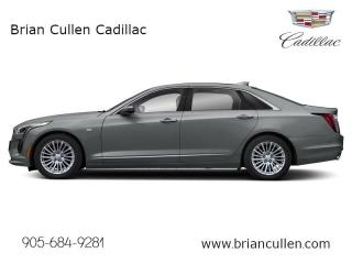 Used 2020 Cadillac CT6 Luxury  - One owner - Trade-in for sale in St Catharines, ON