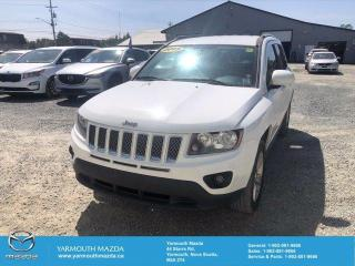 Used 2015 Jeep Compass Sport for sale in Yarmouth, NS