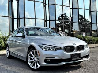 Used 2017 BMW 3 Series 330 i XDRIVE| NAVI|LEATHER INTERIOR|HEATED SEATS|ALLOYS| for sale in Brampton, ON