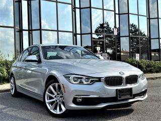 Used 2017 BMW 3 Series 4dr Sdn 330i xDrive AWD for sale in Brampton, ON