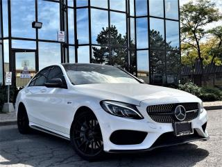 Used 2017 Mercedes-Benz C-Class 4dr Sdn AMG C43 4MATIC for sale in Brampton, ON