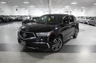 Used 2017 Acura MDX SH TECH PKG I NAVIGATION I LEATHER I SUNROOF I REAR CAM I BT for sale in Mississauga, ON