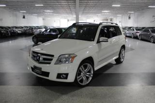 Used 2010 Mercedes-Benz GLK-Class GLK350 4MATIC I LEATHER I PANOROOF I HEATED SEATS I AS IS for sale in Mississauga, ON