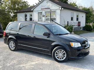 Used 2013 Dodge Grand Caravan No-Accidents SXT StowNGo BackUp Cam DVD Bluetooth for sale in Sutton, ON