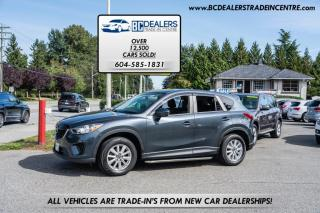 Used 2013 Mazda CX-5 SPORT with Navigation, Bluetooth, Fuel Efficient, Finance for sale in Surrey, BC