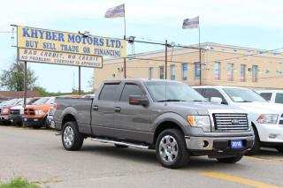 Used 2010 Ford F-150 CrewCrew for sale in Brampton, ON