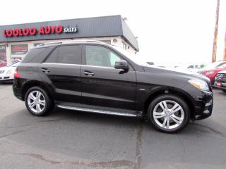 Used 2012 Mercedes-Benz ML-Class ML350 BlueTEC DIESEL NAVIGATION CAMERA CERTIFIED for sale in Milton, ON