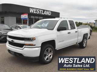 Used 2019 Chevrolet Silverado 1500 LD for sale in Pembroke, ON
