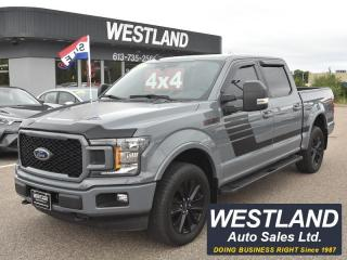 Used 2019 Ford F-150 FX 4 Sport XLT for sale in Pembroke, ON