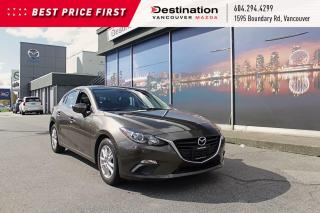 Used 2015 Mazda MAZDA3 GS - Rare 6spd Manual Transmission! for sale in Vancouver, BC
