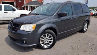Used 2012 Dodge Grand Caravan R/T for sale in Dunnville, ON