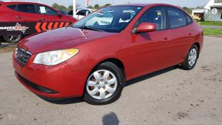 Used 2009 Hyundai Elantra GLS for sale in Dunnville, ON