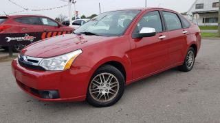 Used 2010 Ford Focus SE SEDAN for sale in Dunnville, ON