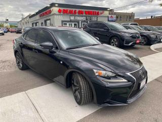 Used 2014 Lexus IS 250 AWD for sale in Oakville, ON