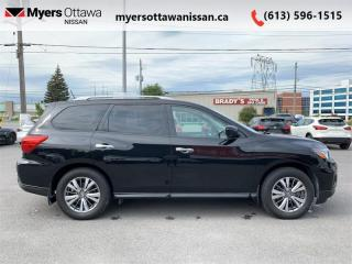Used 2018 Nissan Pathfinder 4x4 SL Premium  - Leather Seats for sale in Ottawa, ON