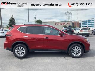 Used 2018 Nissan Rogue S  - Low Mileage for sale in Ottawa, ON