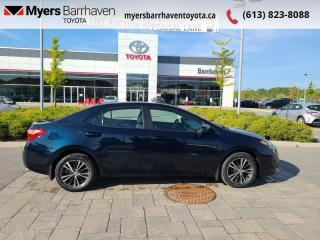 Used 2019 Toyota Corolla LE Upgrade Package  - Back Up Camera - $115 B/W for sale in Ottawa, ON