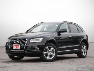 Used 2017 Audi Q5 2.0T Komfort for sale in Ottawa, ON