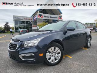 Used 2015 Chevrolet Cruze 1LT  - Bluetooth -  SiriusXM - $114 B/W for sale in Ottawa, ON