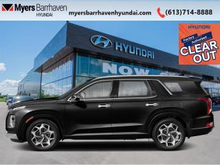 New 2022 Hyundai PALISADE Ultimate Calligraphy  -  Cooled Seats - $347 B/W for sale in Nepean, ON