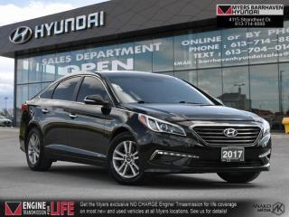 Used 2017 Hyundai Sonata GL  - Bluetooth -  Heated Seats - $119 B/W for sale in Nepean, ON