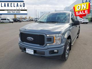 Used 2019 Ford F-150 XL  - STX Package - $317 B/W for sale in Prince Albert, SK